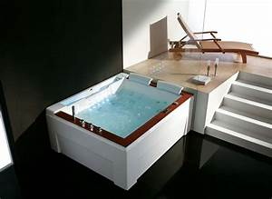2 Personen Badewanne : exclusiv luxus badewanne whirlwanne whirlpool u2607 mit echtholz neu ebay ~ Sanjose-hotels-ca.com Haus und Dekorationen