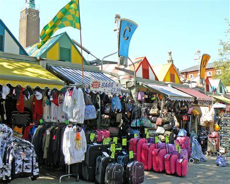 Norwich Market Stalls