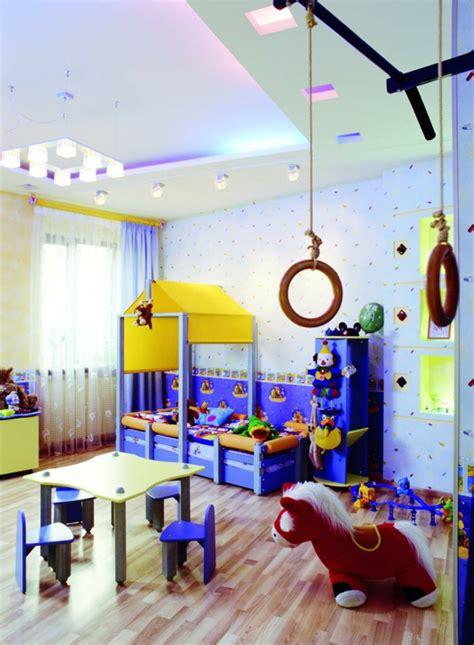 sport en chambre schöne kinderbetten machen das kinderzimmer charmant und