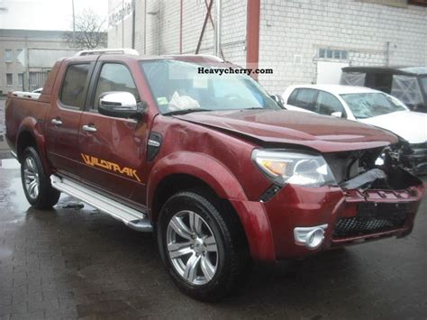ford ranger wildtrak 2011 specs ford ranger wildtrak cab 4x4 3 0 tdci 2011 stake truck photo and specs