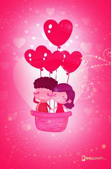 cute cartoon love wallpaper hd  mobile wallsnapy