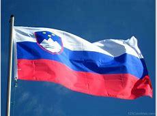 National Flag Of Slovenia 123Countriescom