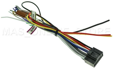 Kenwood Kdc Genuine Pin Wire Harness Pay