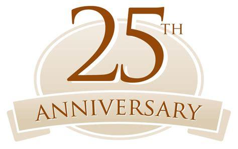 Free 25th Anniversary Cliparts, Download Free Clip Art