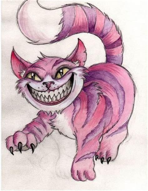 Cheshire Cat Frosttattoo Deviantart