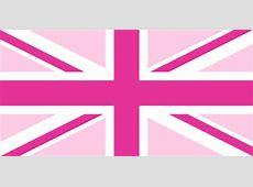 United Kingdom colour of the flag