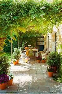 60 photos comment bien amenager sa terrasse patios With idee deco terrasse exterieure 0 25 idees pour amenager et decorer un petit jardin