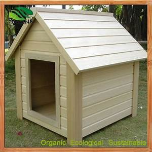 china custom small large wood plastic composite dog With large custom dog houses