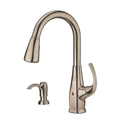 touchless kitchen faucets the kitchen faucets for every budget