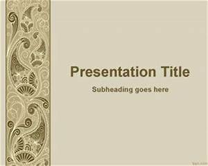 Decoration Powerpoint Template