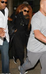 janet jackson fan offer code janet jackson looks low key to touch down in lax as she