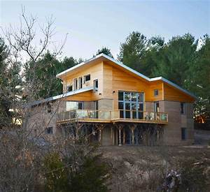 Insulated Rammed Earth – Beautiful, Natural, and ...
