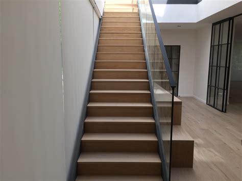 escaliers bois massif sur mesure