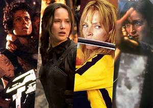 Before Katniss: 25 Of The Most Kick-Ass Movie Heroines ...