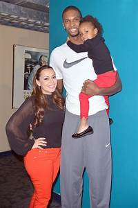 Chris & Adrienne Bosh Pregnant, Expecting Second Baby ...