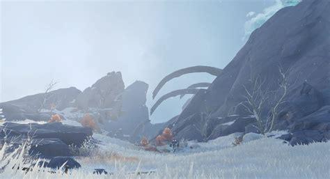 Slideshow: Genshin Impact Dragonspine Map Expansion ...