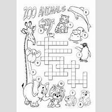 English Worksheet Zoo Animals  Projects To Try  Zoo Animals, English Lessons, English Exercises