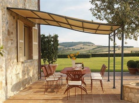 Backyard Sun Shades by 25 Sunshades And Patio Ideas Turning Backyard Designs Into