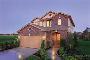 KB Homes Floor Plans Houston Texas
