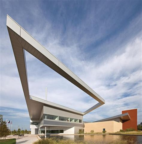 safety building cantilevered roof architect magazine