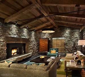 Cozy, Mountain, Cabin, In, Montana, Maximizes, Minimal, Space