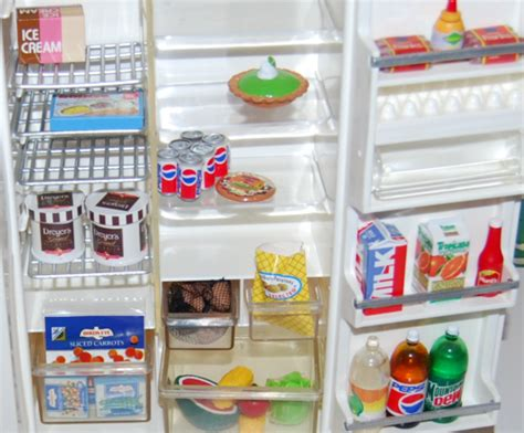 Kitchen Littles  Lost & Found Vintage Toys