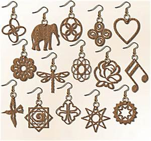Scroll Saw Patterns :: Handy items :: Jewelry & stands