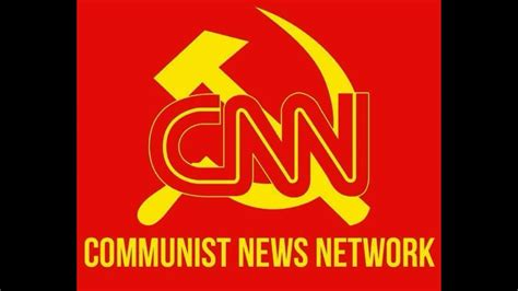 News Network by Cnn Stands For Communist News Network