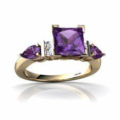 50 Best Square Shaped Rings images | Unusual engagement ...