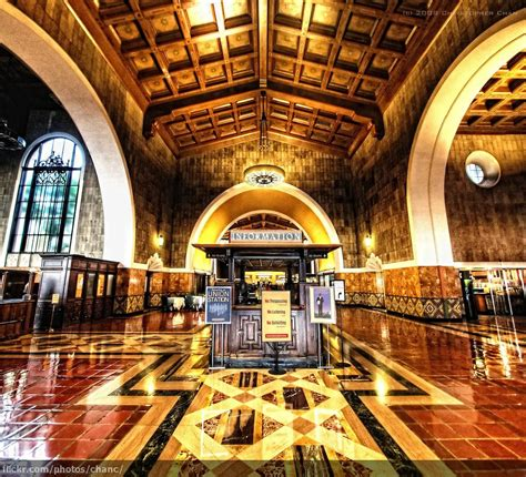 Union Station, Los Angeles (#6) | Union Station in Los ...