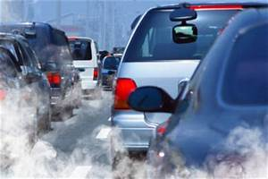 What percentage of air pollution is due to cars ...