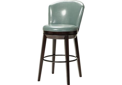 picture of baymont blue counter height chair from