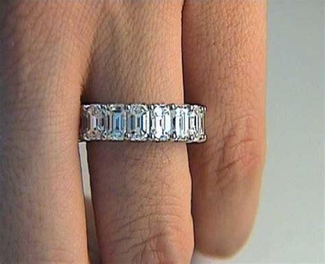 eternity band instead of engagement ring weddingbee