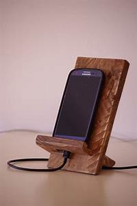 Best 25+ Phone stand ideas on Pinterest Wood phone stand