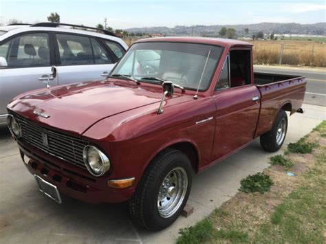 Datsun 520 For Sale by Datsun 520 Truck 1967 For Sale Photos Technical