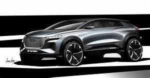 Audi E Tron : audi q4 e tron concept suv to debut at geneva 2019 gtspirit ~ Melissatoandfro.com Idées de Décoration