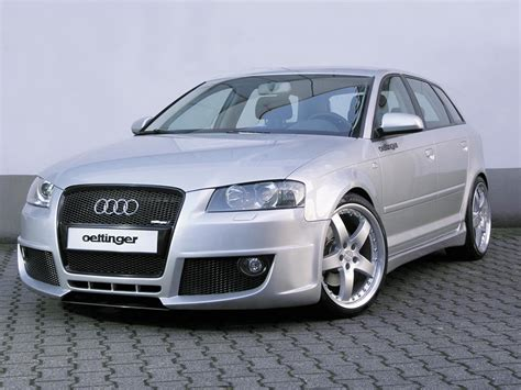 Audi A3 Hd Picture by 2006 Oettinger Audi A3 Sportback Hd Pictures