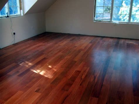 "Solid 3/4"" Bolivian Rosewood Flooring by Brazilian Direct"