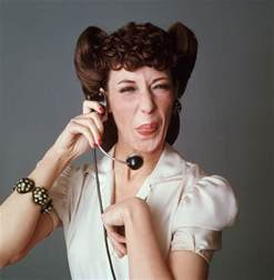 Laugh in Lily Tomlin Operator