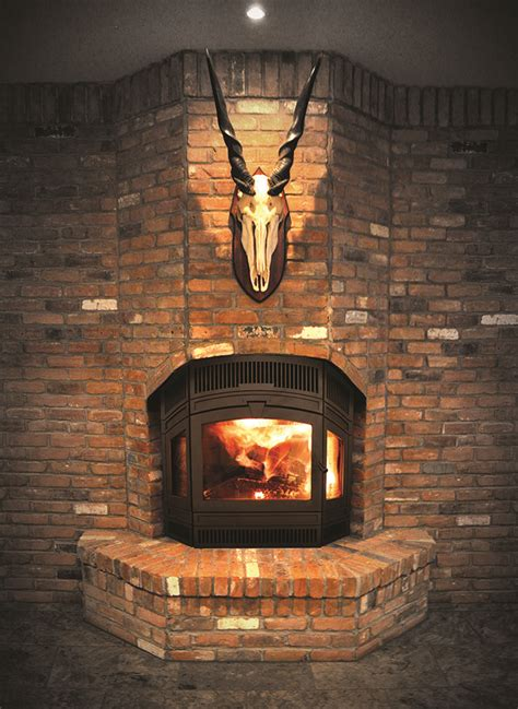 Rsf Opel by Rsf Opel 2 Catalytic Zero Clearance Fireplace