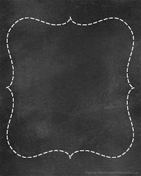 chalkboard template make it create by lillyashley freebie downloads chalkboard papers for diy printables