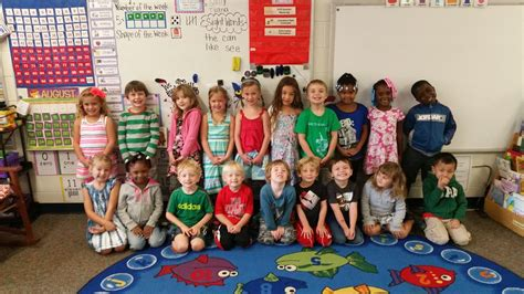 Miss Jones' Kindergarten Class Introducing Miss Jones