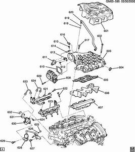 2011 Gmc Acadia Engine Diagram