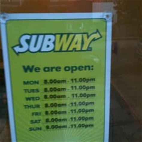 subway phone number subway breakfast brunch unit c1 prospect pt