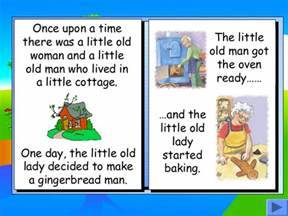 Gingerbread Man Story images