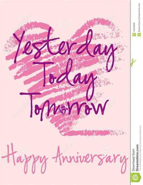 happy anniversary card royalty  stock image image