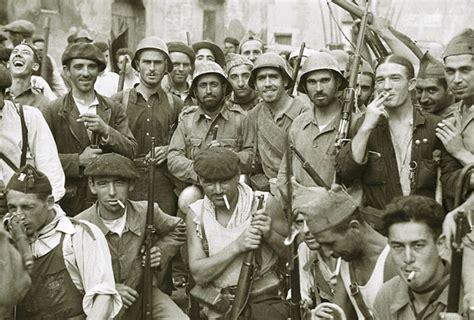 spanish civil war commemorated bc booklook