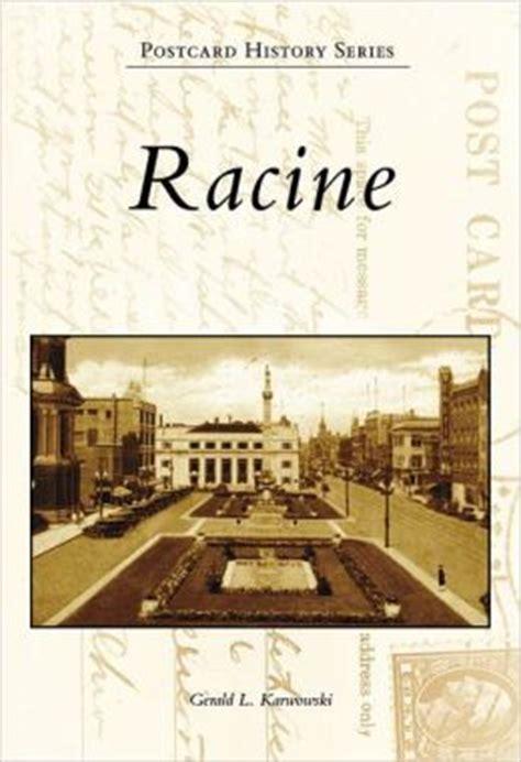 barnes and noble racine racine wisconsin postcard history series by gerald l