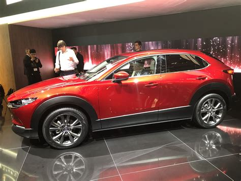 It went on sale in japan on 24 october 2019, with global units being produced at mazda's hiroshima factory. New 2020 Mazda CX-30 Revealed At The Geneva Motor Show ...