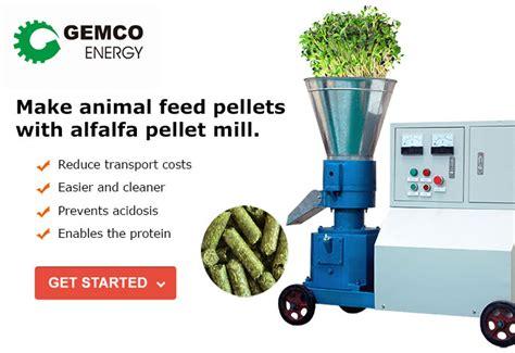 best alfalfa pellet mill for animal feed pellets